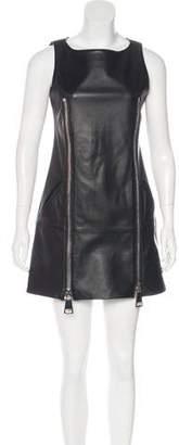 Thomas Wylde Embellished Mini Dress