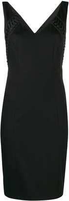 Christian Dior Pre-Owned Corset short dress