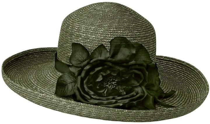 Betmar Zoe Bretton Sun Hat - UPF 50+ (For Women)