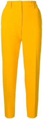 MSGM straight trousers