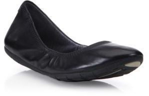Cole Haan Studiogrand Leather Ballet Flats $140 thestylecure.com