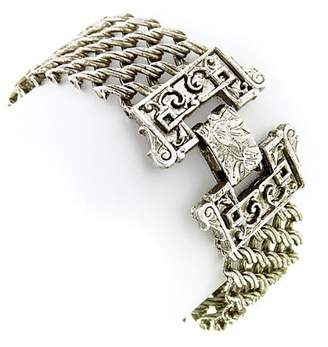 Couture Antiquities Vintage-Inspired Link Bracelet