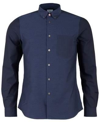 Paul Smith Contrast Pocket Detail Shirt