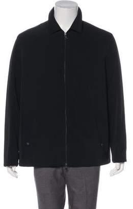Prada Padded Zip-Front Jacket