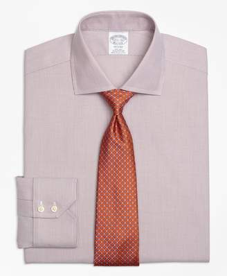 Brooks Brothers Regent Fitted Dress Shirt, Non-Iron Mini-Stripe