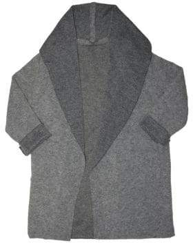 Etereo Double-Faced Shawl Collar Jacket