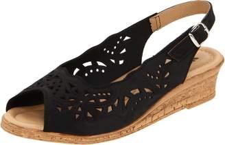 Spring Step Women's Orella Leather Slingback Sandal