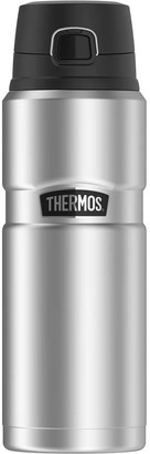 Thermos Stainless King 710ml Drink Bottle Stainless Steel
