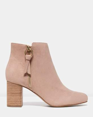 Forever New Brooke Circle Detail Boots