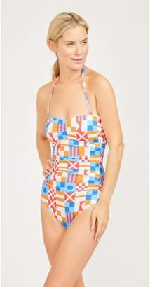 J.Mclaughlin Koa Swimsuit in Thurston