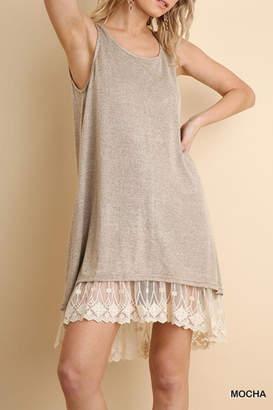 Umgee USA Sleeveless Dress