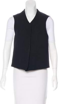 Chimala V-Neck Wool Vest