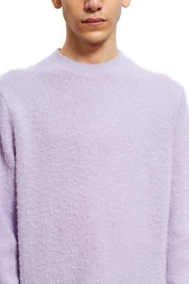Acne Studios Lavender Peele Sweater