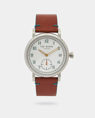 362783acc1db01 Ted Baker Brown Watches For Men - ShopStyle UK