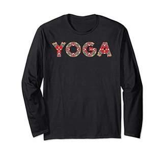 YOGA Shirt in Beautiful Mandala Pattern - Women