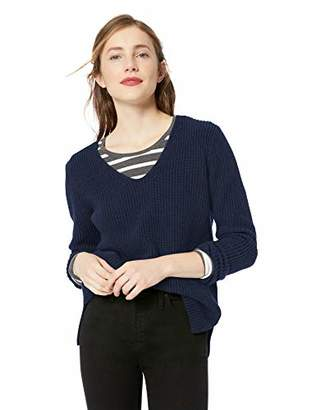 J.Crew Mercantile Women's Plus Size V-Neck Pullover