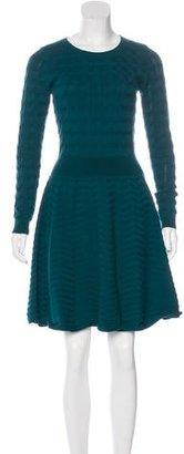 Sandro A-Line Sweater Dress $95 thestylecure.com