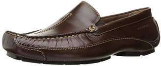 Rockport Men's Luxury Cruise Center Stitch Slip-On Loafer- -