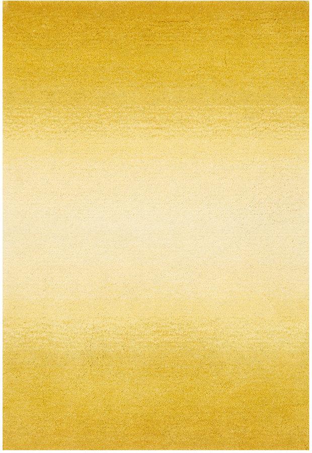 "Liora Manné Liora Manne' Area Rug, Ombre 9663/09 Horizon Yellow 3'6"" x 5'6"""