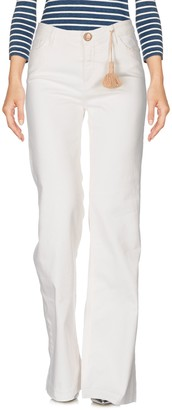 Alysi Denim pants - Item 42648946JP
