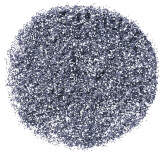 NYX Face & Body Glitter (Various Shades) - Gunmetal
