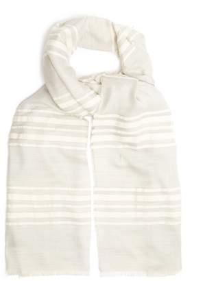 Max Mara Fetta striped scarf
