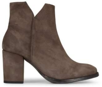 Esska Grey Suede Zoe Boots - 36 - Grey
