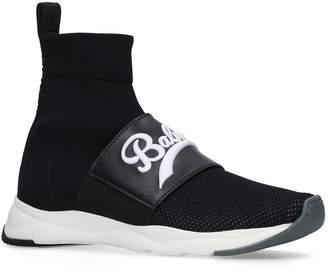 Balmain Cameron High-Top Sneakers