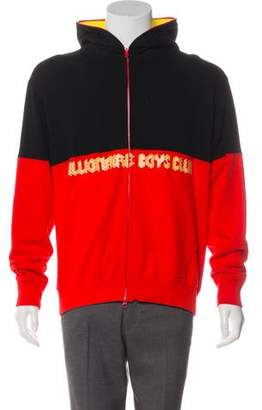 Billionaire Boys Club Zip-Front Hooded Jacket