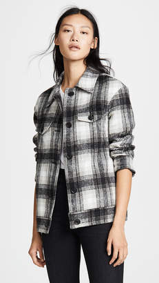 James Jeans Harvey Flannel Jacket