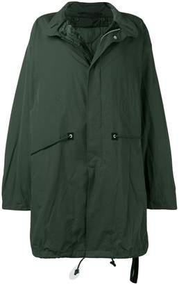 Unravel Project long oversized coat