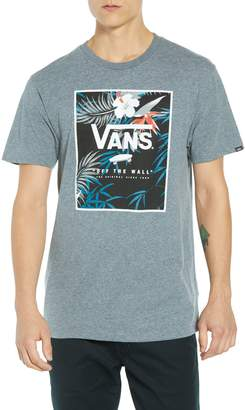 Vans Print Box Graphic T-Shirt