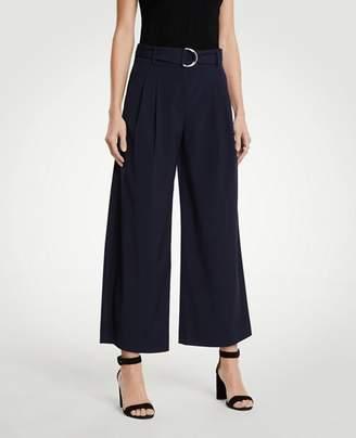 Ann Taylor The Tall Pleated Wide Leg Marina Pant
