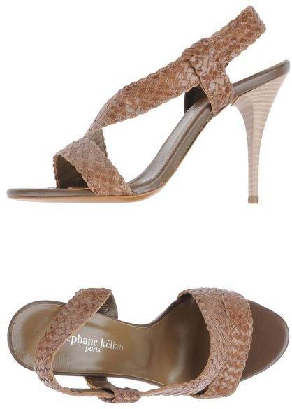 Stephane Kelian High-heeled sandals