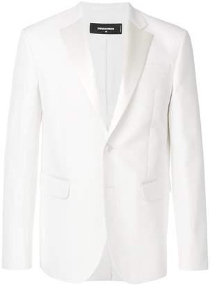 DSQUARED2 classic tuxedo jacket