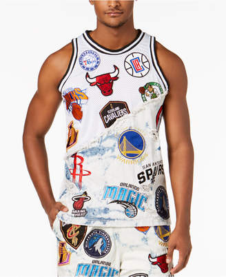 Heritage American Men's Nba Patches Jersey
