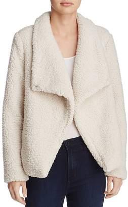 BB Dakota Adderly Faux Shearling Jacket