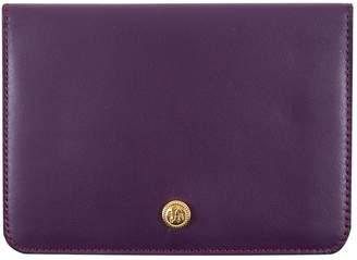 Etro Purple Leather Purses, wallets & cases