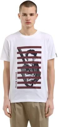Antonio Marras Printed Cotton Jersey T-Shirt