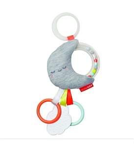 Skip Hop Moon Silver Lining Stroller Toy