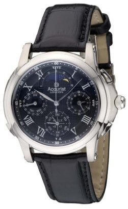 Accurist gmt322bメンズGrand Complication Greenwich CommemorativeコレクションWatch