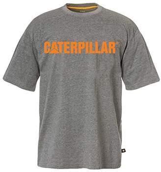 Caterpillar Men's Stand-Out Trademark T-Shirt