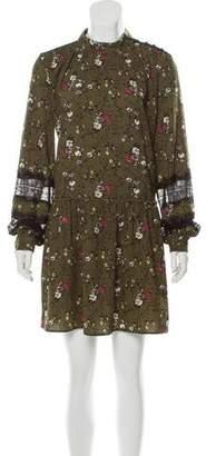 Walter Baker Analise Mini Dress
