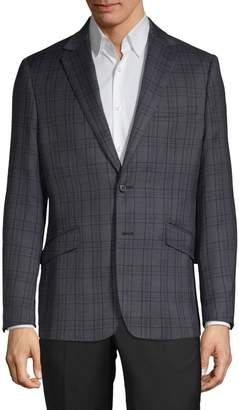 Sondergaard Plaid Suit Jacket