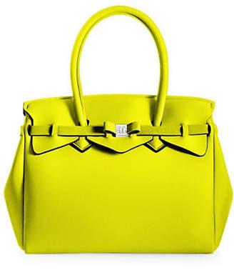 HBC SAVE MY BAG Miss Logo Shoulder Bag