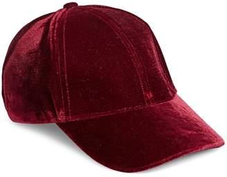 Echo Velvet Cap