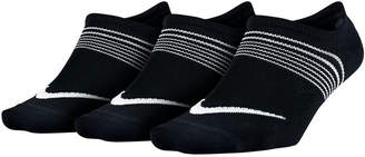 Nike 3-Pk. Performance Low-Profile Training Socks