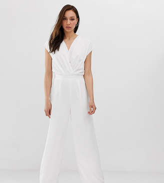 4596d327e899 White Jumpsuits For Tall Women - ShopStyle