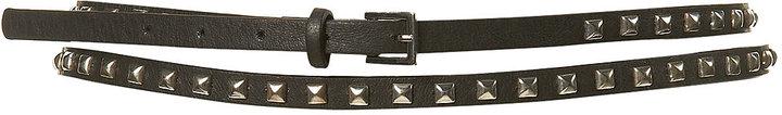 Double Wrap Stud Belt