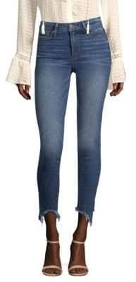Verdugo Mid Rise Skinny Jeans